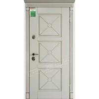 Дверь входная бронированная Двери Украины серия БС ПРОВАНС декор 5