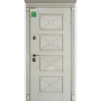 Дверь входная бронированная Двери Украины серия БС ПРОВАНС декор 6