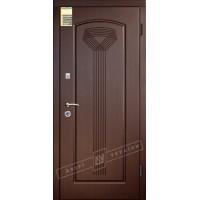 Дверь входная бронированная Двери Украины серия СИТИ  САЛЮТ
