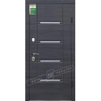 Дверь входная бронированная Двери Украины серия БС СТИЛЬ