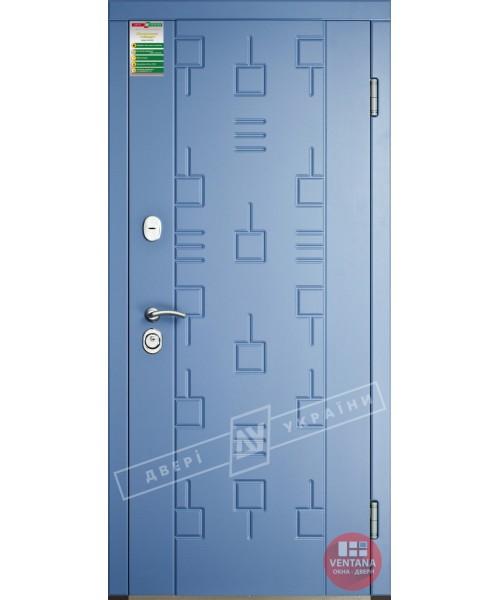 Дверь входная бронированная Двери Украины серия БС ТРЕК 1
