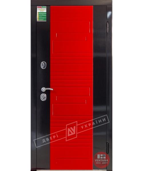 Дверь входная бронированная Двери Украины серия БС ТРЕК 3