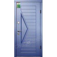 Дверь входная бронированная Двери Украины серия БС АССОЛЬ