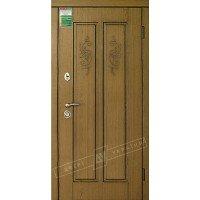 Дверь входная бронированная Двери Украины серия БС ДИВА