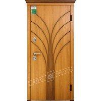 Дверь входная бронированная Двери Украины серия БС ФЛОРА