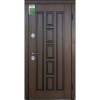 Дверь входная бронированная Двери Украины серия БС КВАДРО