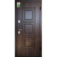 Дверь входная бронированная Двери Украины серия СИТИ  ТРОЯ