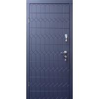 Дверь входная бронированная Форт Стандарт Графит