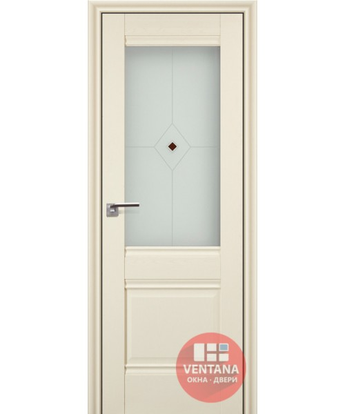 Межкомнатная дверь Grazio 2X