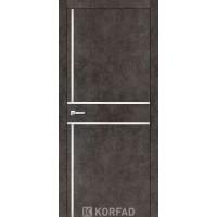 Межкомнатная дверь KORFAD коллекция ALUMINIUM LOFT PLATO ALP-06