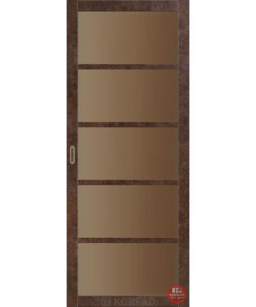 Межкомнатная дверь KORFAD коллекция BELLA BL-02