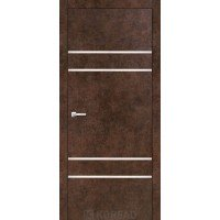 Межкомнатная дверь KORFAD коллекция ALUMINIUM LOFT PLATO ALP-04