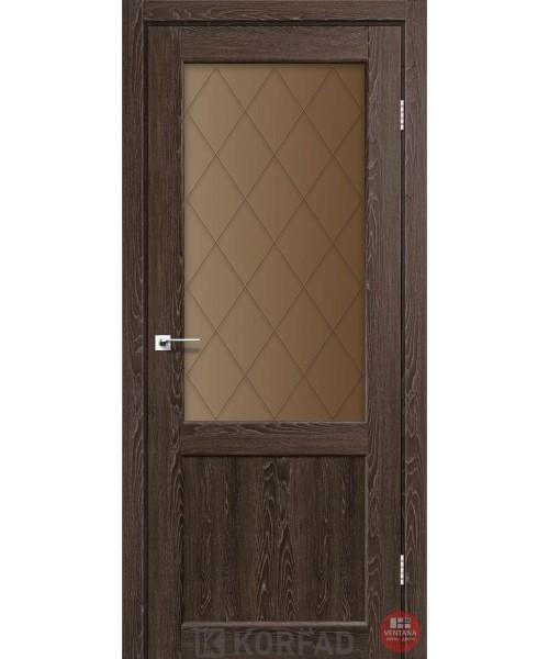Межкомнатная дверь KORFAD коллекция CLASSICO CL-01