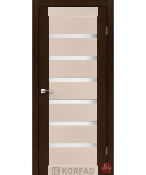 Межкомнатная дверь KORFAD коллекция PORTO COMBI COLORE PC-01