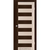 Межкомнатная дверь KORFAD коллекция PORTO COMBI COLORE PC-03