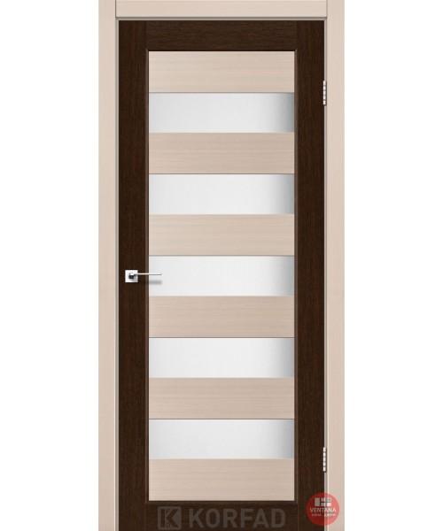 Межкомнатная дверь KORFAD коллекция PORTO COMBI COLORE PC-04