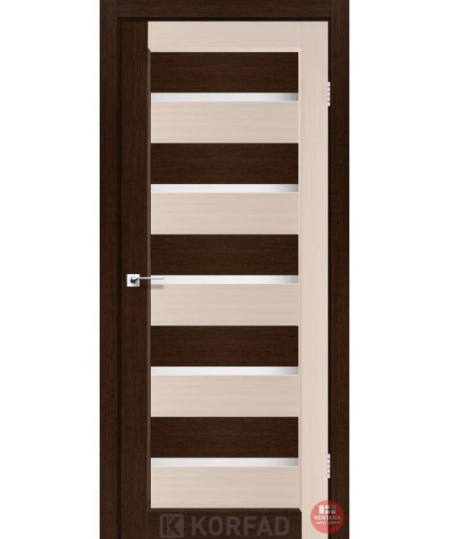 Межкомнатная дверь KORFAD коллекция PORTO COMBI COLORE PC-05