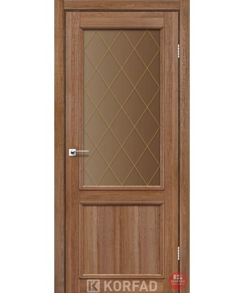 Межкомнатная дверь KORFAD коллекция CLASSICO CL-02