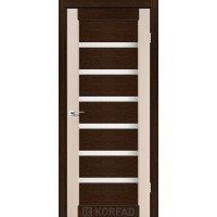 Межкомнатная дверь KORFAD коллекция PORTO COMBI COLORE PC-02
