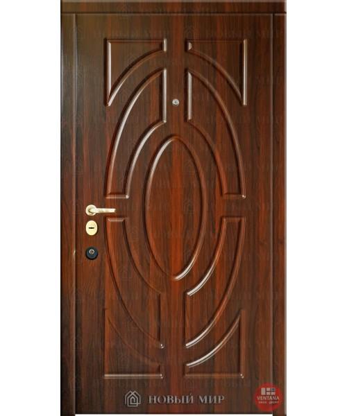 Дверь входная бронированная Новый мир (Каховка) 9042
