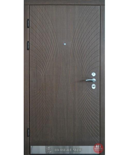 Дверь входная бронированная Новый мир (Каховка) 9204