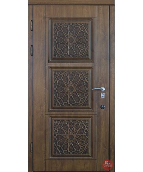 Дверь входная бронированная Новый мир (Каховка) 9208