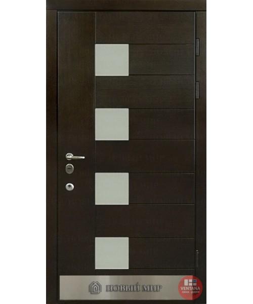 Дверь входная бронированная Новый мир  9215