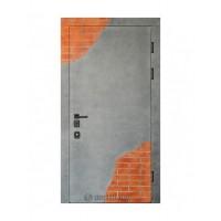 Дверь входная бронированная Новый мир (Каховка) Бетон-Кирпич