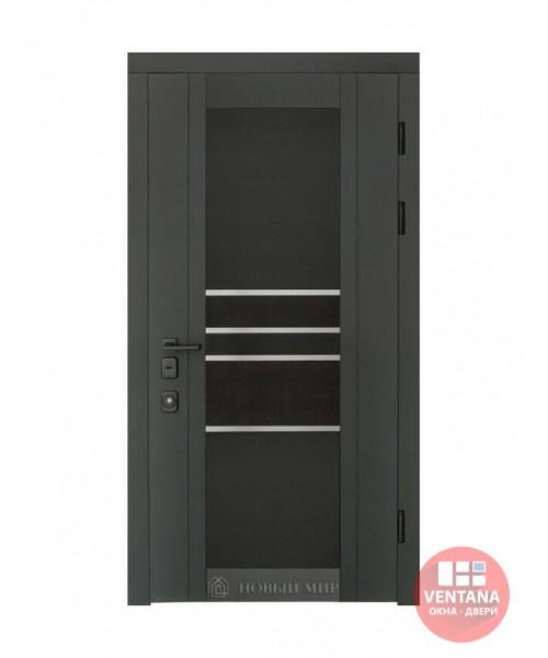 Дверь входная бронированная Новый мир (Каховка) Карбон