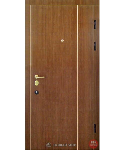 Дверь входная бронированная Новый мир (Каховка) Вертикаль 1