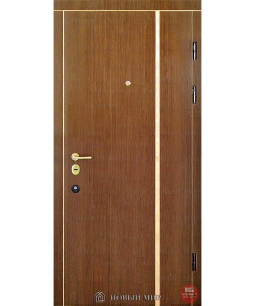 Дверь входная бронированная Новый мир (Каховка) Вертикаль 1.1