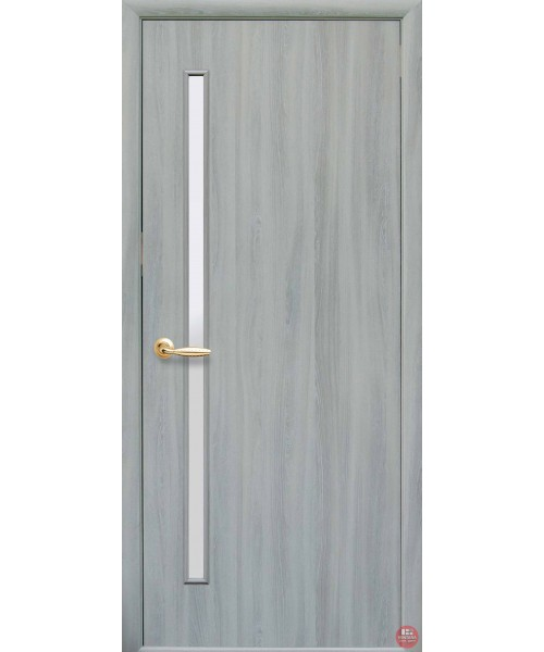 Межкомнатная дверь Новый стиль коллекция Квадра Глория