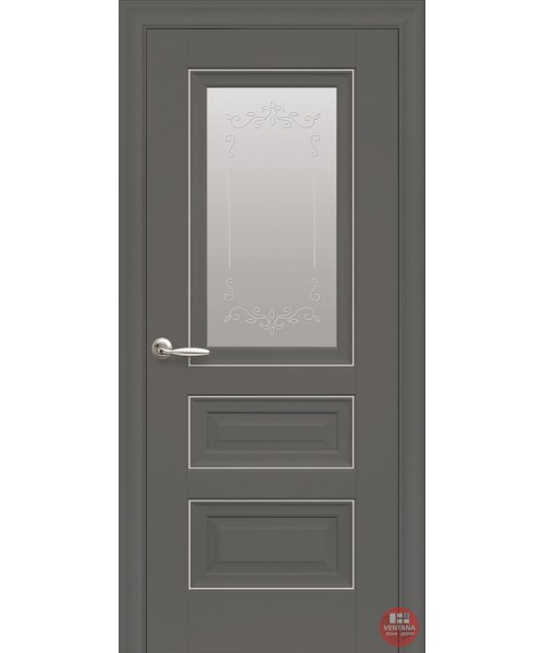 Межкомнатная дверь Новый стиль коллекция Элегант Статус
