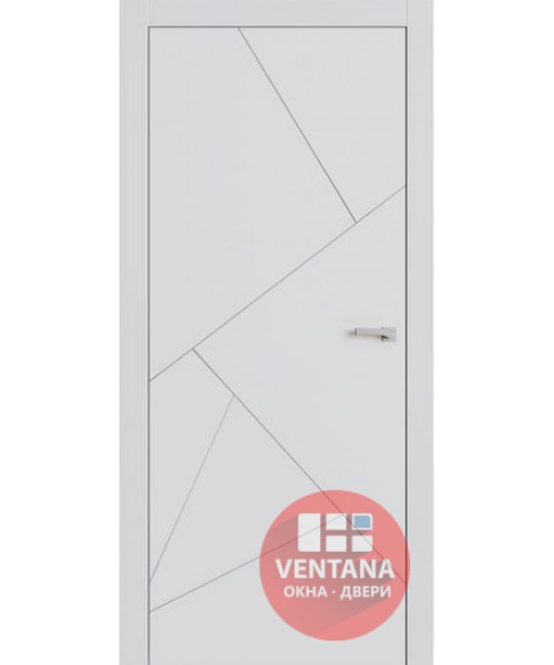 Межкомнатная дверь Omega серия Lenis F9
