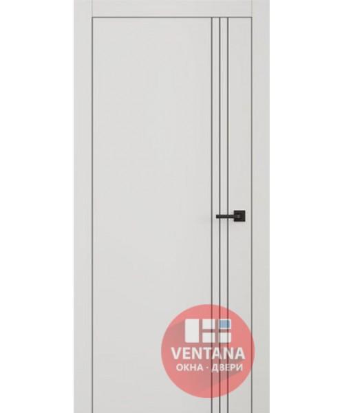 Межкомнатная дверь Omega серия Lenis L7