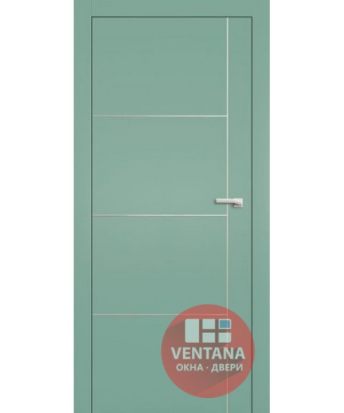 Межкомнатная дверь Omega серия Lenis L3