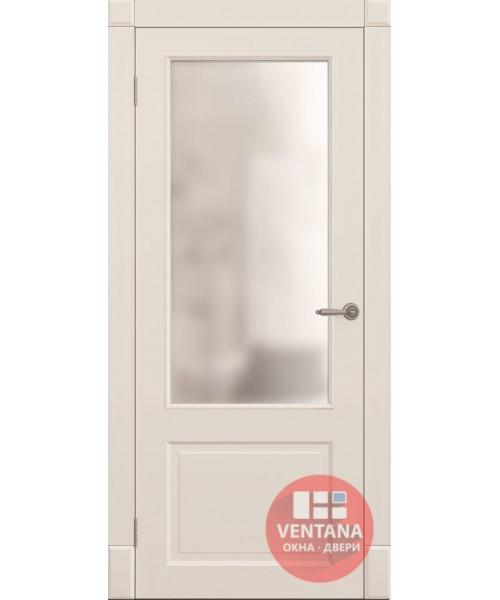 Межкомнатная дверьOmega серия Amore Classic Милан ПО