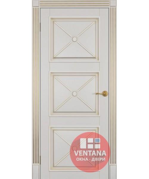 Межкомнатная дверь Omega серия Bravo Рим -Венециано ПГ