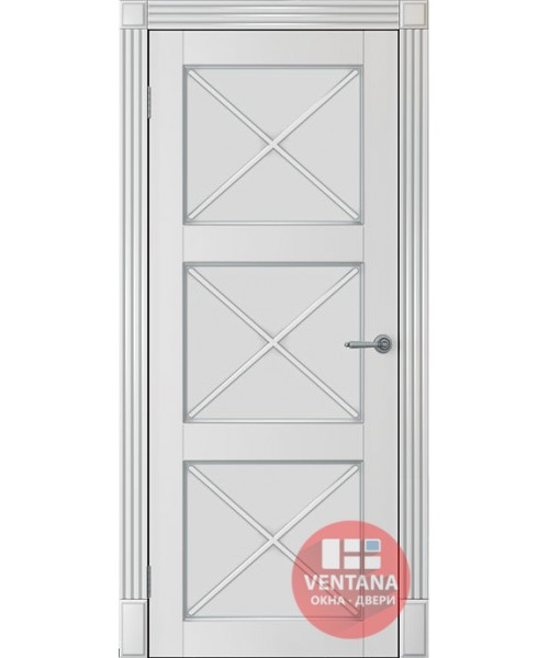 Межкомнатная дверьOmega серия Amore Classic Рим -Венециано ПГ