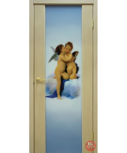Межкомнатная дверь ОМиС Премьера ФП Ангелы