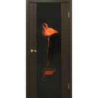 Межкомнатная дверь ОМиС Премьера ФП Фламинго