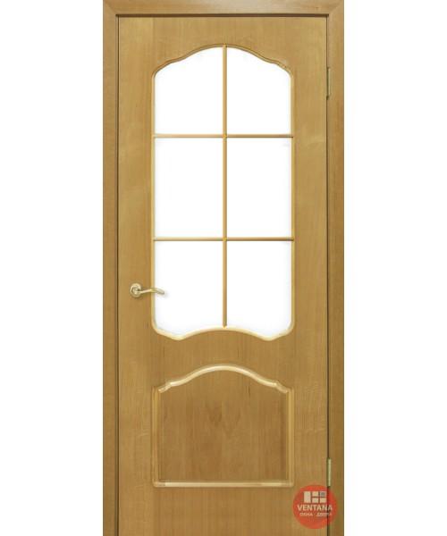 Межкомнатная дверь ОМиС Каролина ПО