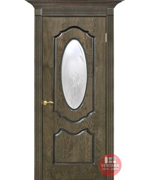 Межкомнатная дверь ОМиС Оливия СС+КР