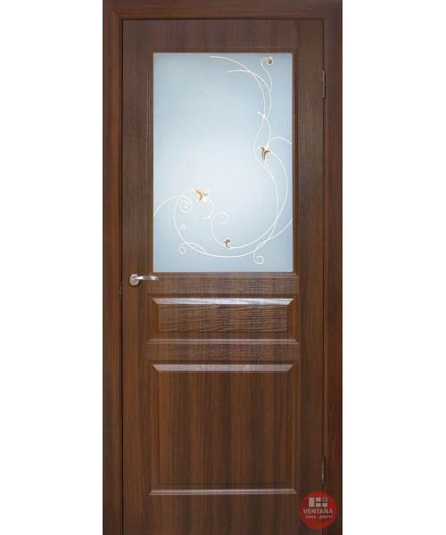 Межкомнатная дверь ОМиС Барселона СС+КР