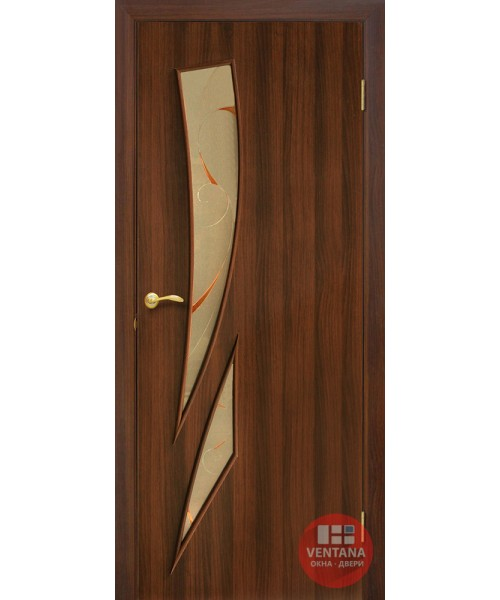 Межкомнатная дверь ОМиС Фиеста