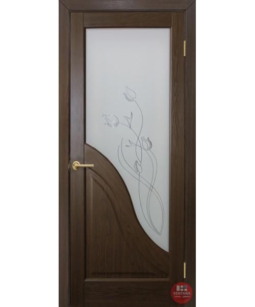 Межкомнатная дверь ОМиС Габриэлла СС+КР