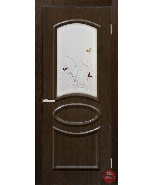 Межкомнатная дверь ОМиС  Лика СС+КР