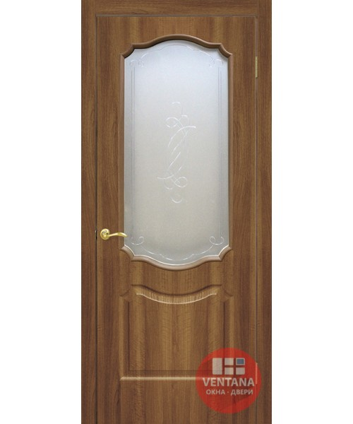 Межкомнатная дверь ОМиС Прима СС+КР