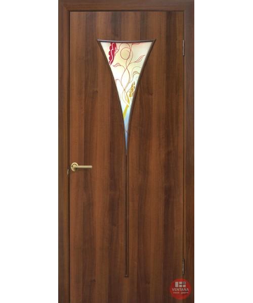Межкомнатная дверь ОМиС Рюмка 2 СС+ФП