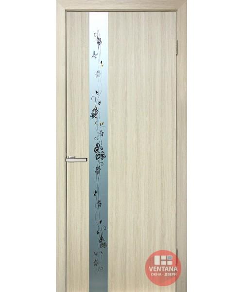 Межкомнатная дверь ОМиС Зеркало 2